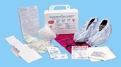 Bloodborne Pathogen Cleanup Kit