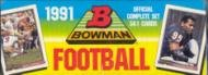 1991 Bowman Football Cards Unopened Factory Set (561 Cards)