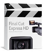 Apple Final Cut Express HD (Mac)
