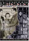 echange, troc Young & Innocent/The Man Who Knew Too Much [Import USA Zone 1]