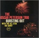 Oscar Peterson - Bursting Out with the All-Star Big Band!/The Swinging Brass - Zortam Music