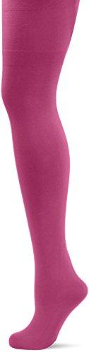 Nur Die Damen Glanz Fein Strumpfhose Ultra - Blickdicht, 711797, 80 DEN, Gr. 40 (Herstellergröße: 38-40=S), Rosa (pink 203)