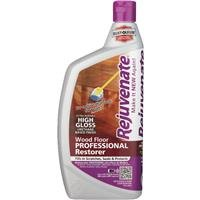 Buy Cheap Rejuvenate RJ32PROFG Professional High Gloss Wood Floor Restorer, 32-Ounce