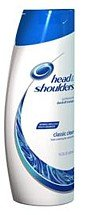 Head and Shoulders dandruff shampoo,…