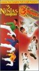 Three Ninjas: Kick Back & Knuckle Up [VHS]
