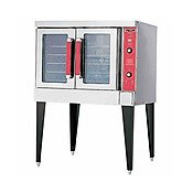 Vulcan-Hart-SS-Single-Deck-Gas-Convection-Oven