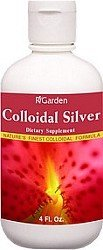 COLLOIDAL SILVER - 4 OZ LIQUID - 2 Bottles
