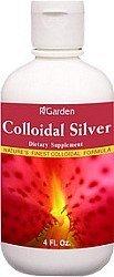 COLLOIDAL SILVER - 4 OZ LIQUID - 2 Bottles