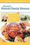 Martha stewart: Favorite Family Dinners on DVD