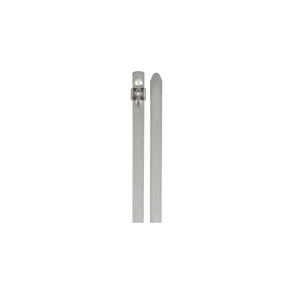 Pro Tie SS41N50 39-Inch Narrow Stainless Steel Cable Ties 50-Pack