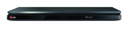 Lg Bp730 4K Upscaling Smart 3D Blu-Ray Player With Built-In Wi-Fi