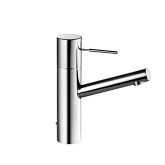 KWC 12.151.042.127 ONO Single-Lever Bathroom Faucet, Splendure Stainless Steel