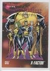 X-Factor (Trading Card) 1992 Impel Marvel Universe Series 3 #173