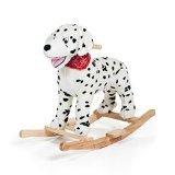 Happy Trails Rocking Doug Dalmatian Ride On - 1