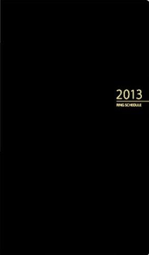 2013年版 No.91 リングダイアリースリム (レフト)