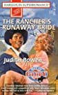 The Rancher's Runaway Bride
