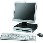 #10: HP Compaq Business Desktop D530 USDT PC P4 2.8GHz 256MB 40GB CD LAN Intel 865G WXPP