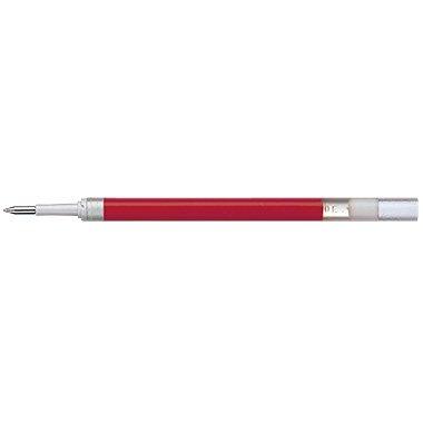 Pentel Nachfüllmine pour Hybrid Gel-Tintenroller K157, K227/KFR7-B 0,35mm rouge
