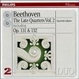 Beethoven: Late String Quartets, Vol. 2