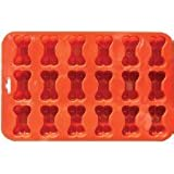 K9 Cakery Bone Silicone Cake Pan, 9 by 5.5-Inch