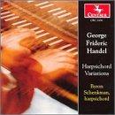 Handel: Harpsichord Variations