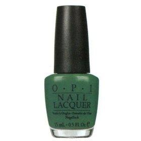 OPI Nail Polish Jade Is The New Black 15ml