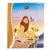 Kohl's Cares® Disney ''The Lion King'' Book & Simba Plush Combo - 1