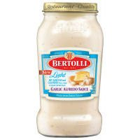 Bertolli Light Garlic Alfredo Sauce (Case of 12)