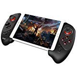 IPEGA PG-9083 Wireless adapter 3.0 Joystick Gamepad with 5-10 Inch Telescopic Holder for Mobile Phone Tablet PC Android Switch TV Box (Color: PG9083)