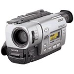 Sony CCDTR517 20x Optical Zoom 200x Digital Zoom 8mm Camcorder