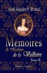 img - for M?moires de madame de la Valli?re. Tome 2 book / textbook / text book