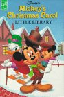 Disney's Mickey's Christmas Carol : Scrooge Celebrates Christmas, Two More Ghosts, Scrooge Sees a Ghost, Bah! Humbug (Little Library)
