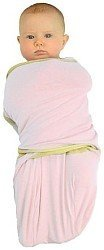 TrueWomb Sleeping Swaddle Pink - Small [Baby Product]