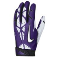 Nike Mens Vapor Jet 2.0 Receiver Glove X-Large Purple/White спортинвентарь nike чехол для iphone 6 на руку nike vapor flash arm band 2 0 n rn 50 078 os
