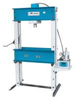 Otc 1854 100 Ton Capacity Shop Press With Electric/Hydraulic Pump
