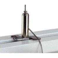 Siteco Seilabhänger m.Seil 5LJ90900 1m Schlaufe oben DUS Mechanisches Zubehör für Leuchten 4039806106001