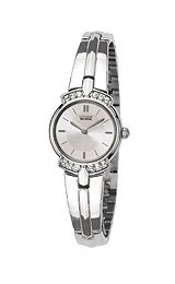 Citizen Women's EW9010-54A Eco-Drive Silhouette Bangle Watch