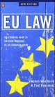 EU Law: the Essential Guide to the Legal Workings of the European Union (0141005602) by Beaumont, Paul