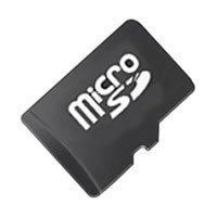 256MB microSD (Secure Digital) TransFlash Card (BSV)-Flash Memory