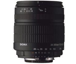 Sigma 28-300mm f/3.5-6.3 DG Macro Nikon Fit Lens