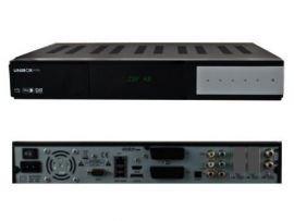 Venton UniBoX HD3 1x DVB-S2 HDTV Linux Sat Receiver inkl. 500 GB Festplatte