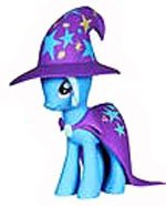 Funko My Little Pony MYSTERY MINI Series 2 Figure The Great and Powerful Trixie Lulamoon [Show Colors] - 1