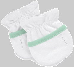 The First Years No Scratch Baby Mitts front-1072642