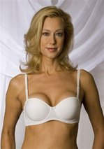 Carnival Invisible 4-Way Convertible Push-Up Bra