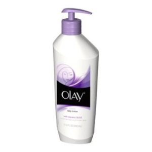 Procter & Gamble Olay Quench Daily Body Lotion, Deep Skin Moisturizer, 11.8 Oz