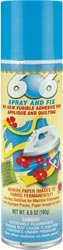 J.T. Trading 606 Spray & Fix Fusible Adhesive 6.5 Ounce SF606; 2 Items/Order