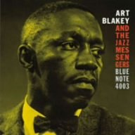 BLAKEY, ART & THE JAZZ MESSENGERS - MOANIN' (BONUS CD) - LP