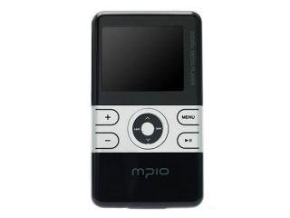 Mpio - HD400/8GO - Lecteur MP3 - HD 400 - 8GO - Ecran couleur 1,8'' - Tuner / enregistreur FM - Compatible MP3/WMA/ASF/OGG