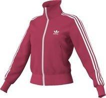 adidas Originals Firebird Playful - Giacca da allenamento da donna, Rosa (Blaze Pink Melange/Running White), 36