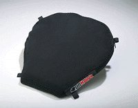 AIRHAWK (AIR HAWK) CRUISER MEDIUM NEOPRENE AIR CUSSION SEAT. TOP QUALITY, HEAVY DUTY AIR CUSSION.